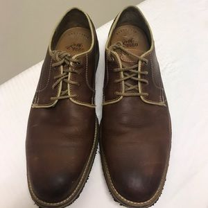 Johnston & Murphy Howell Plain Toe Men's Shoe